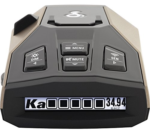 Cobra RAD 450 Laser Radar Detector: Long...