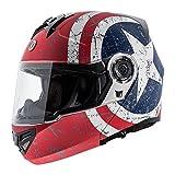 TORC T27 Avenger Full Face Modular Helmet...
