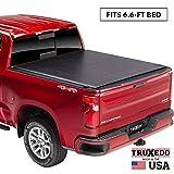 TruXedo Lo Pro Soft Roll Up Truck Bed Tonneau...