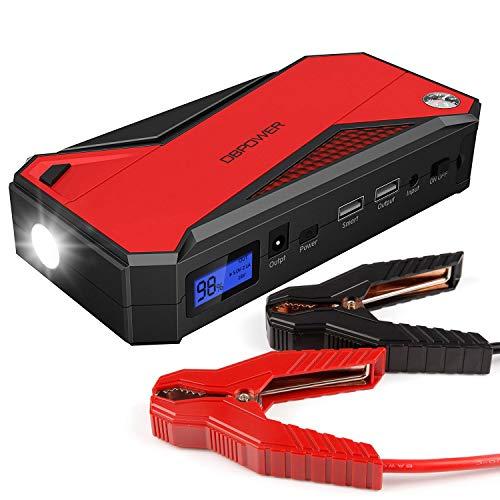 DBPOWER 600A 18000mAh Portable Car Jump...