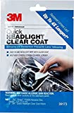 3M Quick Headlight Clear Coat, Cleans and...