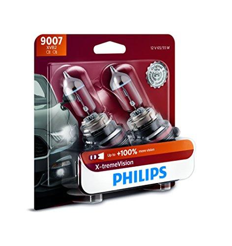Philips 9007 X-tremeVision Upgrade Headlight...
