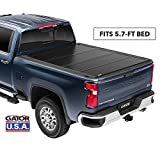 Gator FX Hard Folding Tonneau Truck Bed Cover...