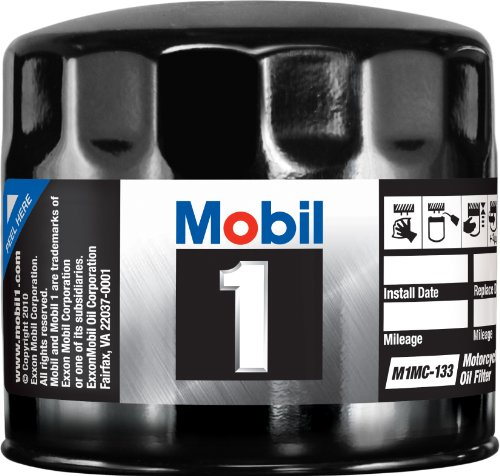 Mobil 1 M1MC-133 Motorcycle Oil Filter