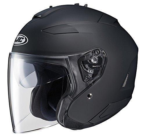 HJC Helmets IS-33 II Helmet (Matte Black -...