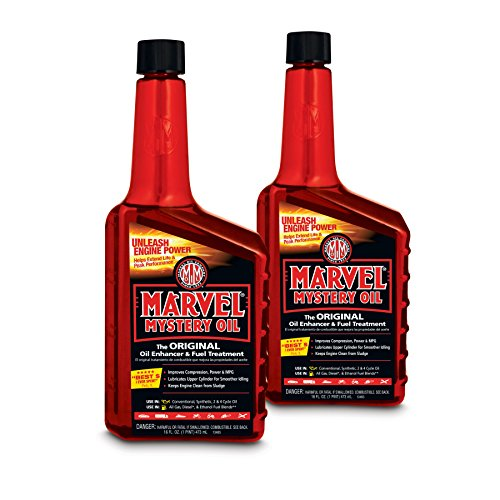 Marvel Mystery Oil MM12R - 16 Fl Oz. (Pack of...