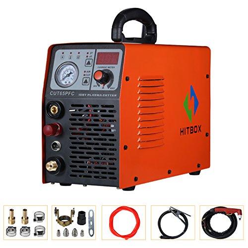 Plasma Cutter 50A 110V 220V Dual Voltage...