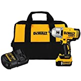 DEWALT 20V MAX XR Impact Wrench Kit,...