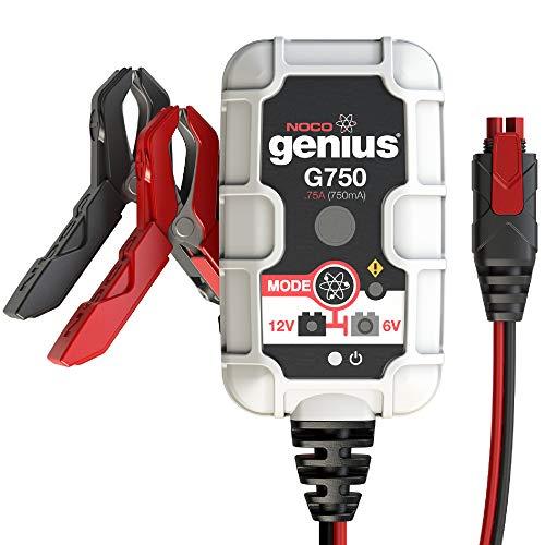 NOCO Genius G750 6V/12V .75 Amp Battery...