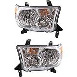 For Toyota Tundra 2009-2013 Headlight...