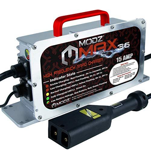 MODZ Max36 15 AMP EZGO TXT Battery Charger...