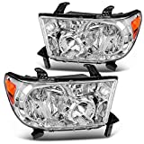DWVO Headlight Assembly Compatible with...