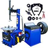 Tire Changer, New 1.5 HP Wheel Changers...