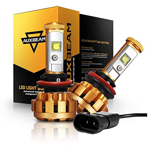 Auxbeam H11 LED Bulbs, H8 H9 H11 Led...