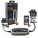 CTEK (40-206) MXS 5.0-12 Volt Battery Charger...