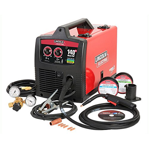 Lincoln Electric Weld Pak 140 HD Wire-Feed...