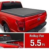 MaxMate Soft Tri-Fold Truck Bed Tonneau Cover...