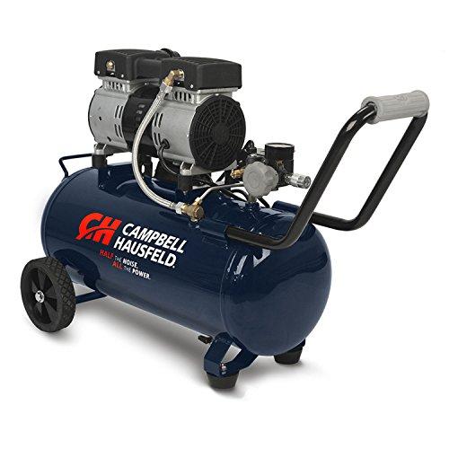 Campbell Hausfeld 8 Gallon Portable Quiet Air...