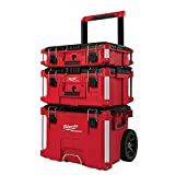Milwaukee 22 in. Packout Rolling Modular Tool...