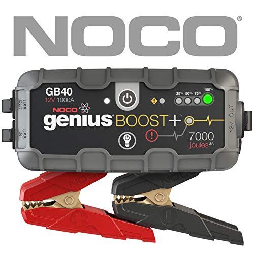 NOCO Boost Plus GB40 1000 Amp 12-Volt...