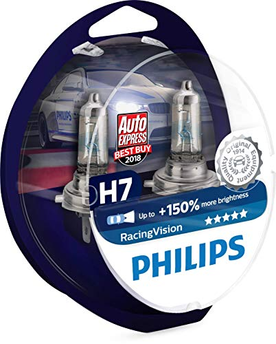 Philips Racing Vision RacingVision +150% H7...
