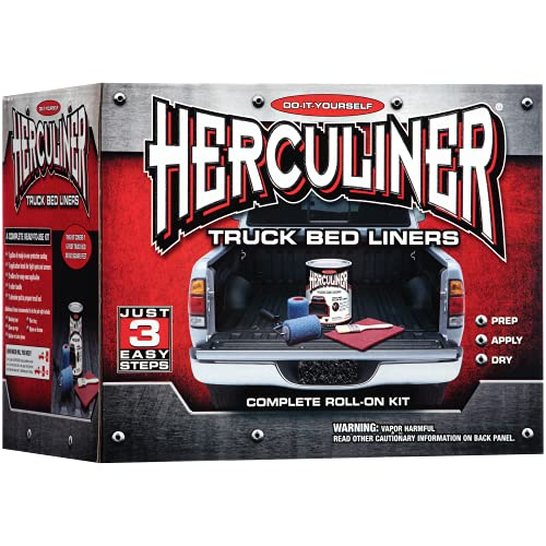 Herculiner HCL1B8 Brush-on Bed Liner...