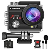 【2021 Upgrade】Campark 4K 20MP Action...