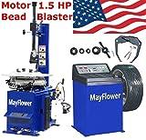 Mayflower - 1.5 HP Tire Changer Wheel...