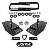 WULF 3' Front Lift Leveling Kit For 1999-2004...