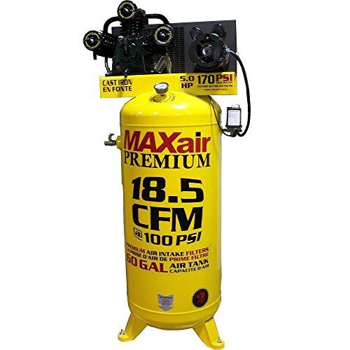Maxair C5160V1-MAP 60-Gallon 170 PSI Max...