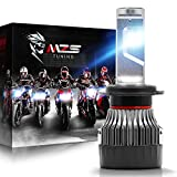MZS H7 LED Headlight Bulb Single for...
