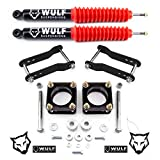 WULF 3' Front 2' Rear Leveling Lift Kit with...