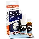SYLVANIA - Headlight Restoration UV Block...