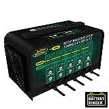 Battery Tender 5-Bank Charger: Selectable 6V...