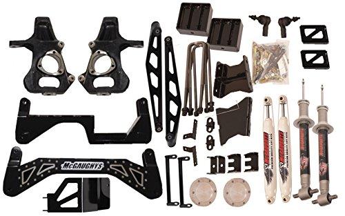 McGaughys 7 - 9' Lift Kit 2014 - 2016 Chevy...