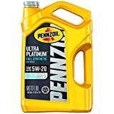 Pennzoil Ultra Platinum Full Synthetic 5W-20...