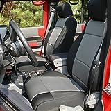 Rugged Ridge 13295.09 Black/Gray Seat Cover...
