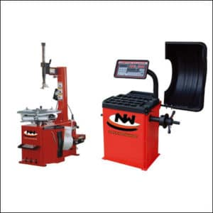 Nationwide NW-530 Tire Changer NW-953 Wheel Balancer Combo review