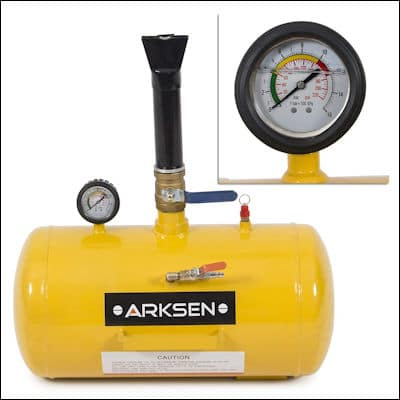 ARKSEN 10GAL Bead Seater Inflator Air Blaster review