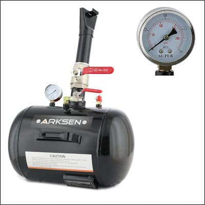 Arksen 5 Gallon Air Bead Seater review