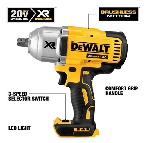 Dewalt Dcf899p1 20v Review