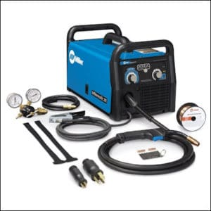 miller electric mig welder review