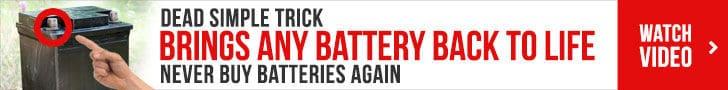 restore dead battery