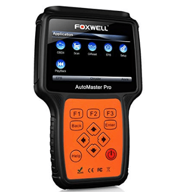 FOXWELL NT624 PRO review
