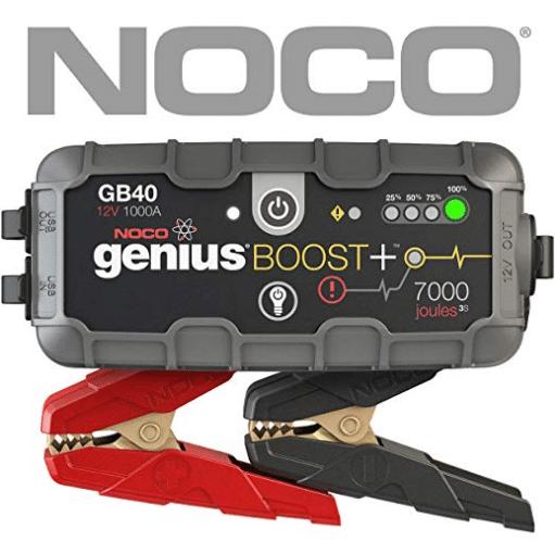 NOCO Black Genius Boost Plus GB40 review