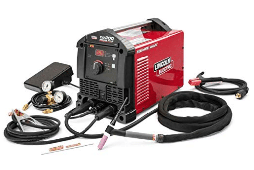 Lincoln Electric Square Wave TIG 200 review
