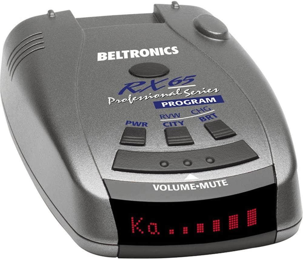 Beltronics RX65-Red
