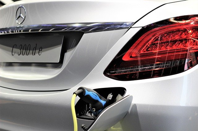 mercedes electric charger