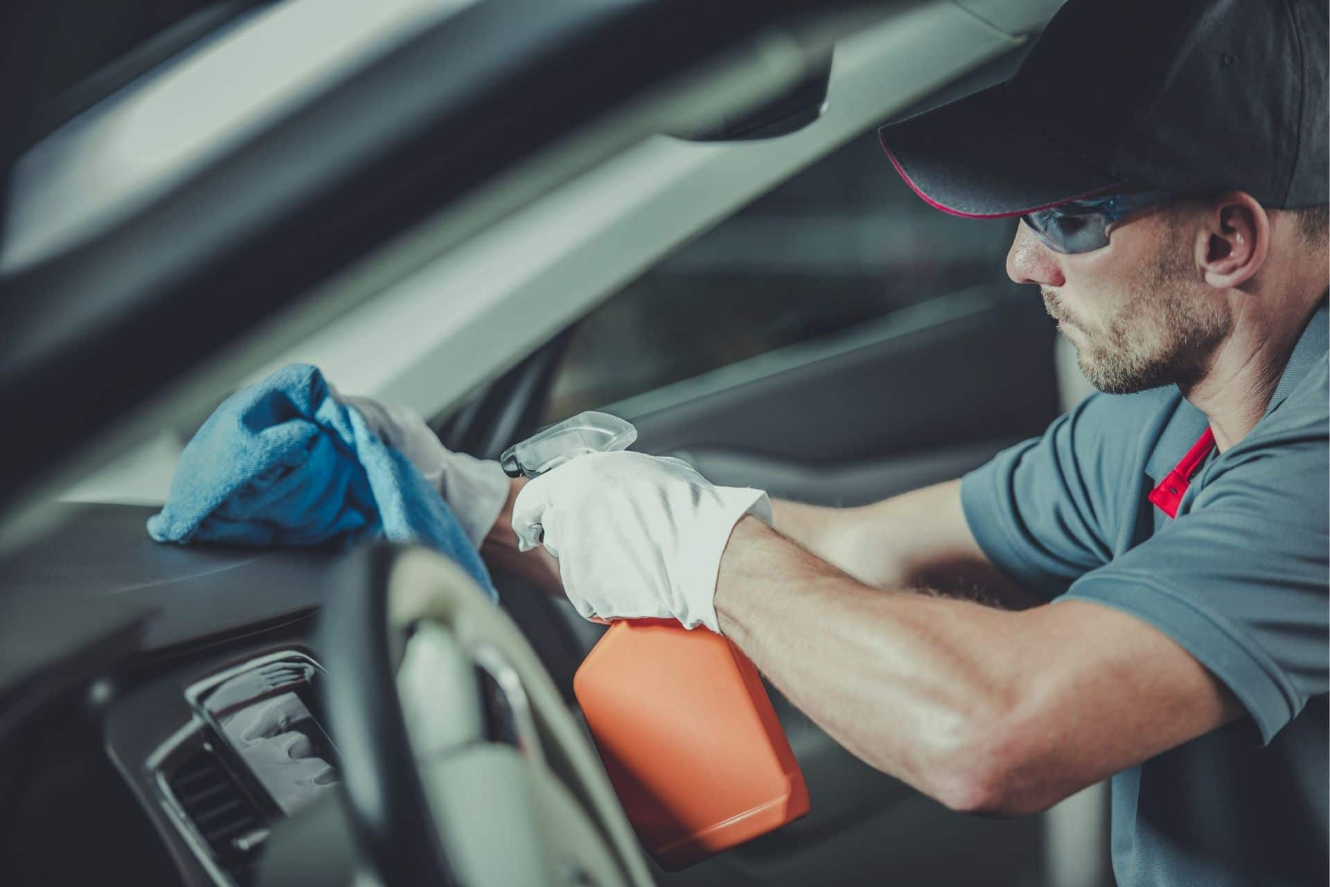 How To Get Rid Of Mold In Car