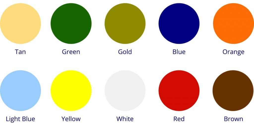 Understanding Garage Door Spring Color Codes